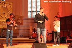Malebox bei der Nacht der Kirchen   06. September 2014   Hauptkirche St. Katharinen