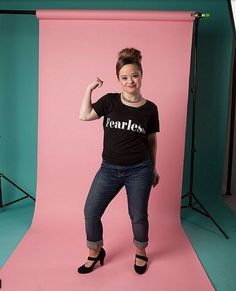 Meet Katie Meade, the First Model with Down Syndrome to Star as the Face of a Beauty Campaign
