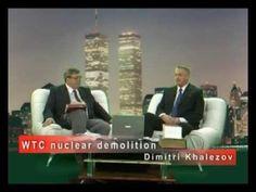9/11: The Third Truth - Dimitri Khalezov (1of2 Full)