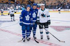 Matts Marns & Marleau Mitch Marner, Maple Leafs Hockey, Diy Friendship Bracelets Patterns, Hockey Baby, San Jose Sharks, Toronto Maple Leafs, How Big Is Baby, Hockey Players, My Boys