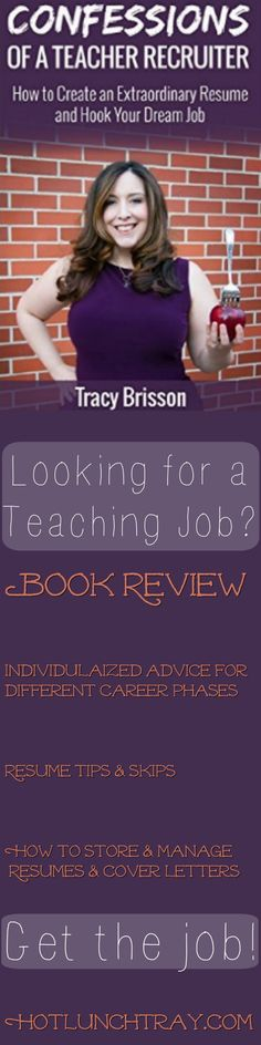 Find a New Teaching Job by Preparing Yourself With These Steps - resume for teaching job
