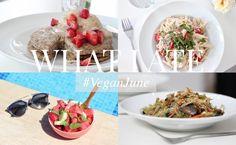 What I Ate #VeganJune 12 (Vegan/Plant-based) | JessBeautician