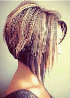 wanna give your hair a new look? Inverted bob hairstyles is a good choice for you. Here you will find some super sexy Inverted bob hairstyles, Find the best one for you, Inverted Bob Hairstyles, Haircuts For Fine Hair, Straight Hairstyles, Layered Hairstyles, Black Hairstyles, Hairstyles Pictures, Pixie Haircuts, Braided Hairstyles, Simple Hairstyles