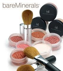 Bare Minerals Makeup-the only make up I've ever used that successfully manages my oily skin