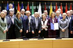 UE: pacto de cooperación militar permanente