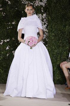 Inspiración para novias en la NY Bridal Fashion Week
