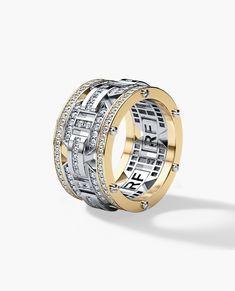 Unique Wedding Bands, Wedding Men, Gold Wedding, Wedding Rings, Mens Diamond Wedding Bands, Wedding Ideas, Or Rose, Ring Designs, Rings For Men