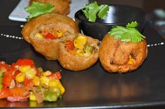 exotic-n-easy cooking: Colourful Bread Patties
