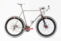 Wittson Custom Ti Cycles