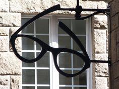 Enseigne à St-Malo