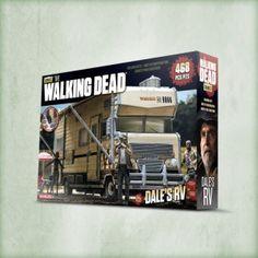 The Walking Dead Construction Set - Dale's RV