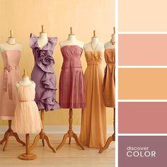 Discover Color - вдохновение цветом