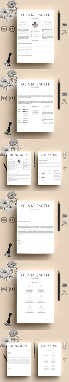 Professional Resume Template Designs // Your one stop career and resume shop! My goal is to make this stressful time a little bit easier on you with professional resume designs and plenty