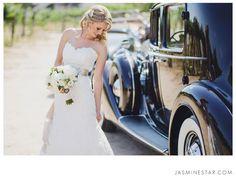 How to Photograph Wedding Photos in Harsh Light - Jasmine Star Photography Blog