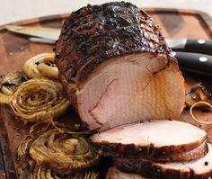 Spice-Brined Pork Roast Recipe   House & Home