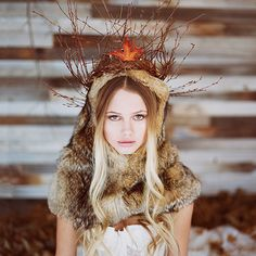 Rustic Winter Bridal Shoot by Miesh Photography   magnolia rouge