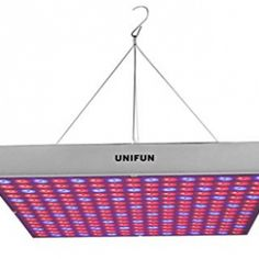 45W LED Grow Light, UNIFUN New Light Plant Best Led Grow Lights, Look Good Feel Good, One With Nature, Plant, Top, Diving, Coloring Books, February, Floral