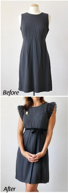 Upcycled Clothing Projects | Fabulous Upcycled Clothing Projects Gray Gap ... | Share Your Crafts!
