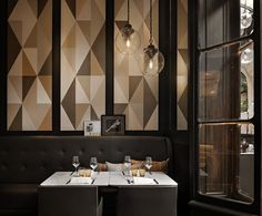 Yatzer Charles Zana Designs The New Cafe Artcurial 2