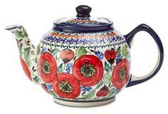 Teapot, 1 Qrt Plus