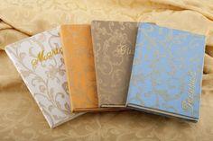 Quaderni in tela personalizzati