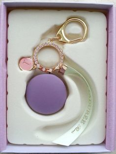 New LADUREE Macaron Keychain | eBay