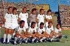 EQUIPOS DE FÚTBOL: SELECCIÓN DE ALEMANIA FEDERAL contra Argentina 01/01/1981
