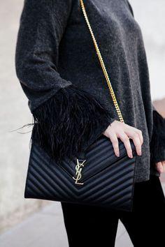 Ysl Crossbody Bag, Ysl Bag, Ysl Monogram Bag, Ysl Handbags, Saint Laurent Purse, Fashion Bags, Womens Fashion, Cheap Purses, Luxury Purses
