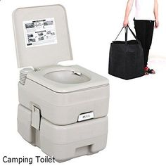 Camping Toilet - fantastic collection. Need to take a look...