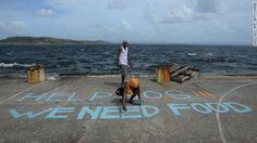 Human Responses to Typhoon