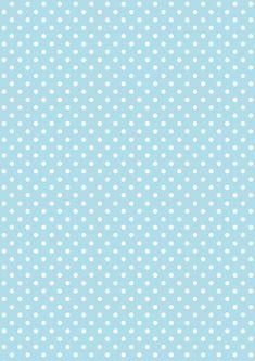 Free printable polka dot pattern paper baby blue background, polka dot back Digital Scrapbook Paper, Printable Scrapbook Paper, Papel Scrapbook, Printable Paper, Papel Vintage, Vintage Paper, Paper Background, Background Patterns, Baby Blue Background