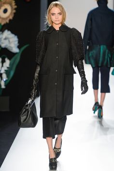 Mulberry Fall 2013 RTW - Review - Fashion Week - Runway, Fashion Shows and Collections - Vogue