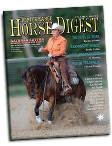 Volume 6, Issue 6 Performance Horse Digest | Horse Digest