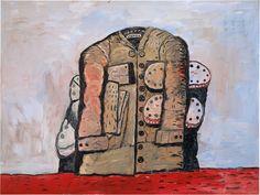 Philip Guston, The Coat II, 1977