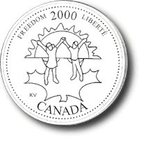 Canadian Coin Collection: November - 2000 Millenium Collection