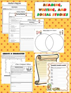 Thankful in Third, 3rd Grade Thanksgiving Unit - You will be thankful for this collection of Common Core Thanksgiving activities! $