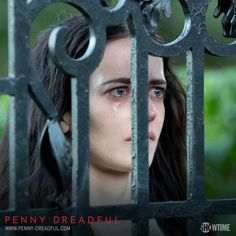 Penny Dreadful, Eva Green as Vanessa Ives. Vanessa Ives, Eva Green Penny Dreadful, Penny Dreadfull, Best Television Series, Tv Series, Showtime Series, Sister Photos, Gothic Horror, Film Serie