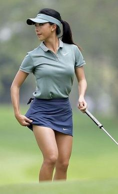 Girls Golf Outfit Gallery golf women are everywhere looking super attractive Girls Golf Outfit. Here is Girls Golf Outfit Gallery for you. Girls Golf Outfit pin james on golf lpga golf girls golf golf attire. Girl Golf Outfit, Cute Golf Outfit, Sexy Golf, Girls Golf, Ladies Golf, Womens Golf Wear, Athletic Skirts, Golf Attire, Golf Skirts