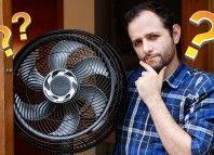 No calor, ventilador pra dentro ou pra fora? Fizemos o teste!