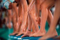 Achado: Cobertura Analógica dos Jogos Olímpicos por David Burnett na News em…