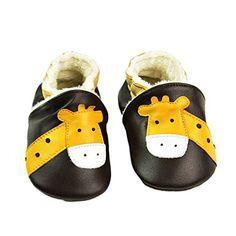 iBaste Premium Baby Leder Lauflernschuhe Krabbelschuhe Rutschfest Babyschuhe Baby Schuhe Eichhörnchen 6 bis 24 Monate - http://on-line-kaufen.de/ibaste-9/ibaste-premium-baby-leder-lauflernschuhe-baby-6-3