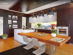 Homestyler kitchen