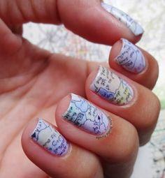 Blog sobre unhas decoradas, esmaltes e cuidados com as unhas, diversos modelos de unhas