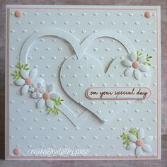 Hearts - Simply beautiful ~ by Debby4000, A Scrapjourney