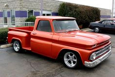 1965 Chevy step-side