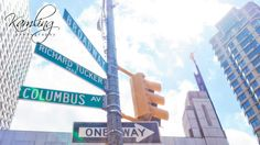 One Way - Manhattan, NY LDS Temple - Digital Photography download by kamling on Etsy