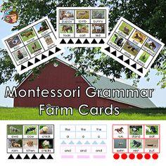 montessori-grammar-farm-cards-grammar