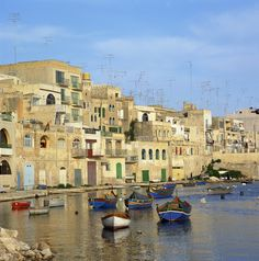 #StJulians is one of the most famous cities of #Malta, and it's a perfect destination for a language trip since the inhabitants can speak both maltese (their local language) and #english! #WeAreESL