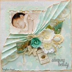 Sleeping Beauty-**My Creative Scrapbook** - Scrapbook.com