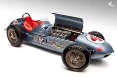1960 Indianapolis 500® Winner Car#4  Jim Rathmann